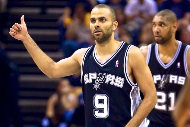 Jalen Rose Deems Tony Parker 3rd-Best NBA Player Behind LeBron, Durant