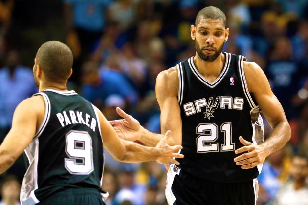 The Argument for San Antonio Spurs as NBA Finals Favorites