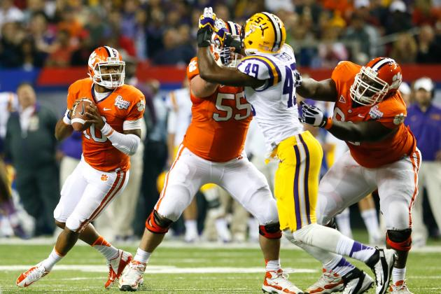 Recent Additions Push Clemson's 2014 Recruiting Class Closer to Top 10