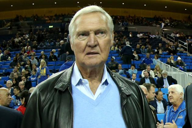 Lakers Nation Wishes a Happy 75th Birthday to Lakers Legend Jerry West