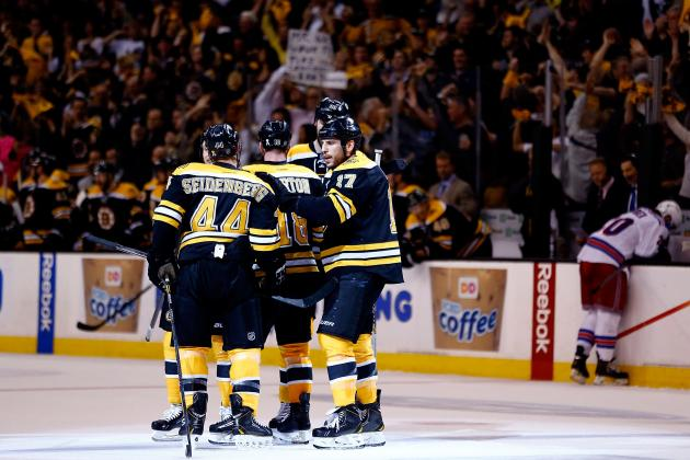 NHL Series Picks: Penguins vs. Bruins Odds and Predictions