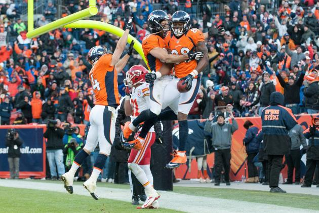 Unselfish WR Corps 'All About Winning'