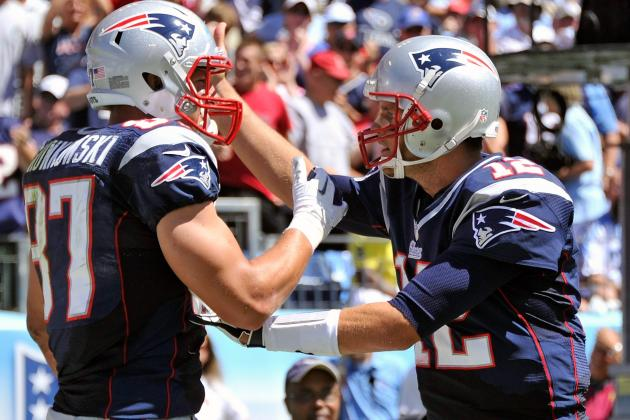 Why Patriots Fans Shouldn't Worry About Rob Gronkowski