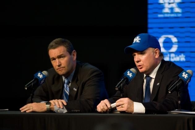 Video: Mark Stoops on Kentucky's Spring