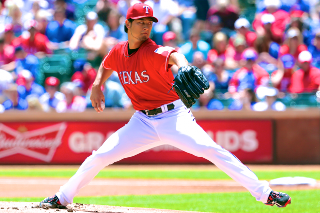 Will Yu Darvish Be 1st Pitcher to Top 300 Ks in a Season in over a Decade?
