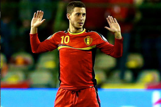 Why Belgium Have a Genuine Shot of Winning the 2014 World Cup