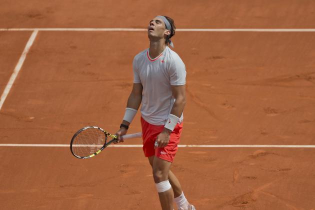 Rafael Nadal Will Easily Dispatch Martin Klizan After 1st-Round Struggles