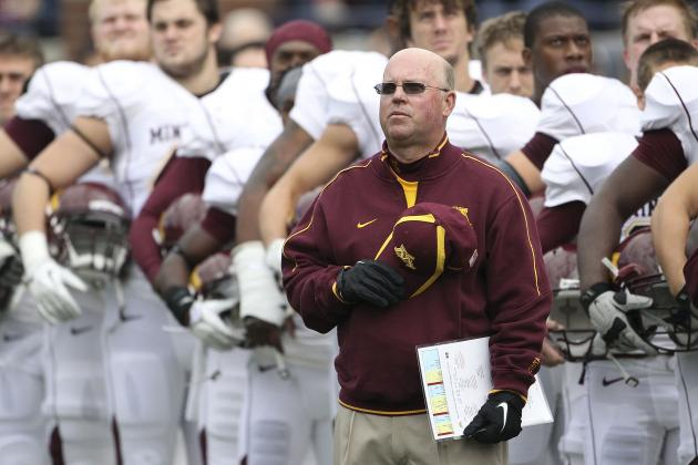 Gophers Football Coaches Seek Recruits to Fill Out Young Roster