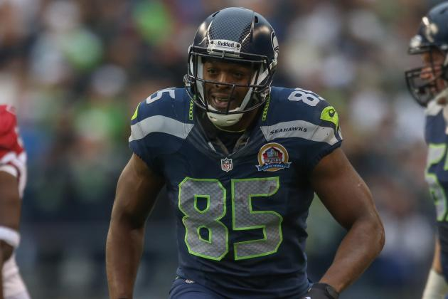 Seahawks Waive TE Anthony McCoy