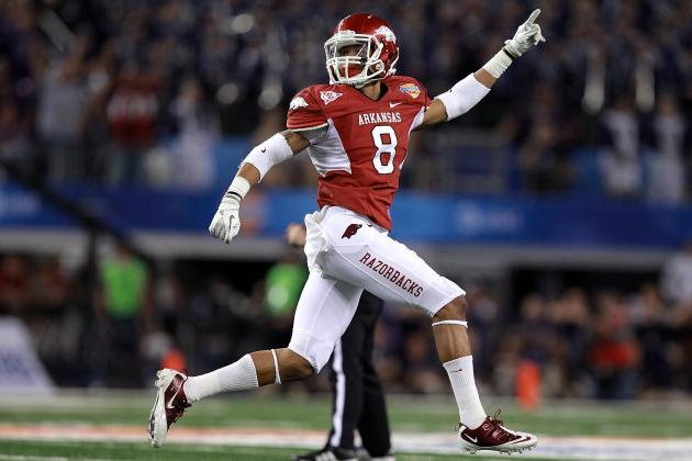Arkansas Football: Secondary Could Be Poised for Major Turnaround in 2013