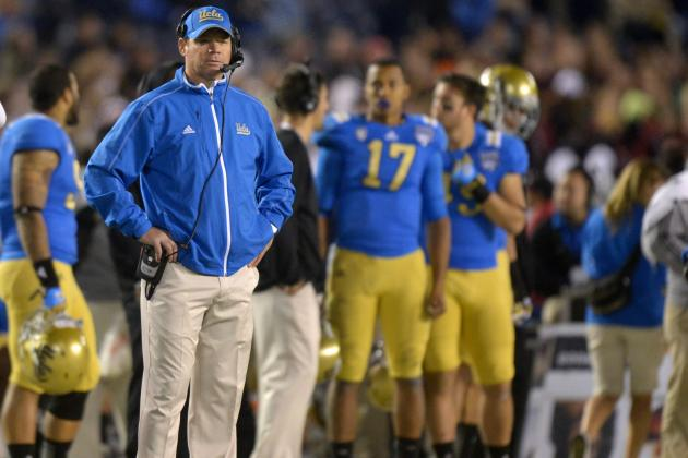 Why UCLA's Schedule Will Make the Bruins a Title Contender