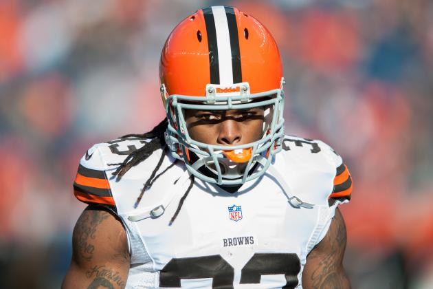 Is It Time to Worry About Trent Richardson?