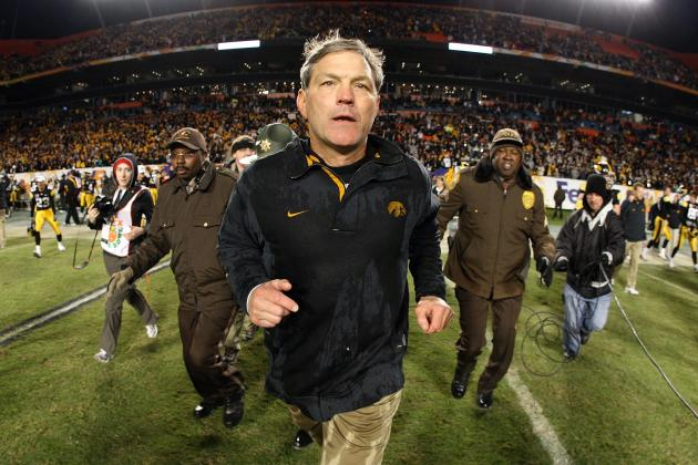 Iowa Football: Kirk Ferentz Will Be Coaching for His Legacy in 2013