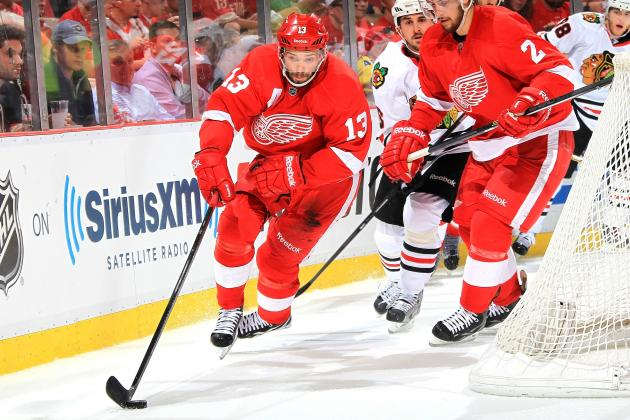Red Wings vs. Blackhawks: Detroit Stars Must Step Out of the Shadows in Game 7