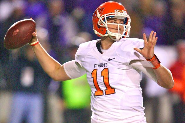 Is Notre Dame a Viable Transfer Option for Former Oklahoma State QB Wes Lunt?