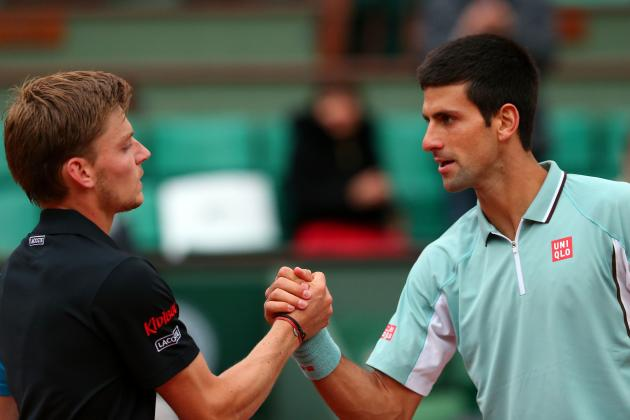 Novak Djokovic Will Cruise Through to French Open Semifinals vs. Rafael Nadal