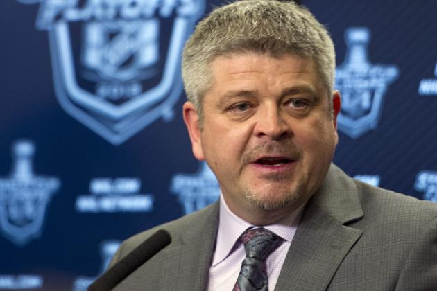 Sharks Coach McLellan Want to See Rules Change
