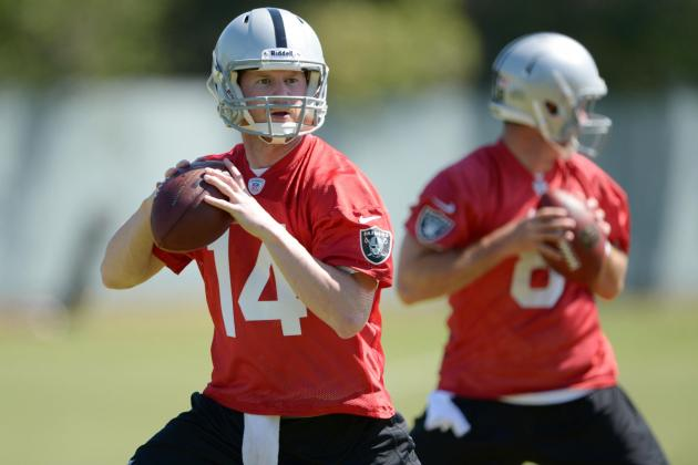 Does Tyler Wilson Have a Real Shot at Winning the Raiders' Starting QB Job?