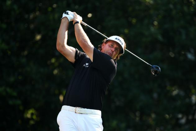 Breaking Down Phil Mickelson's Frustrating Inconsistency