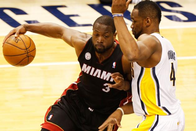 Way of Wade: Flopping, Dirty Plays for the Win!