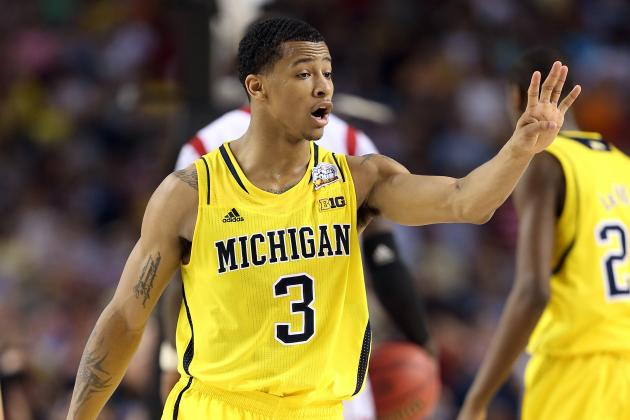 Report: Pelicans Have Interest in Trey Burke at No. 6 in Draft