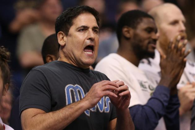 Cuban Has a Two-Season Plan to Make the Mavericks Contenders Again