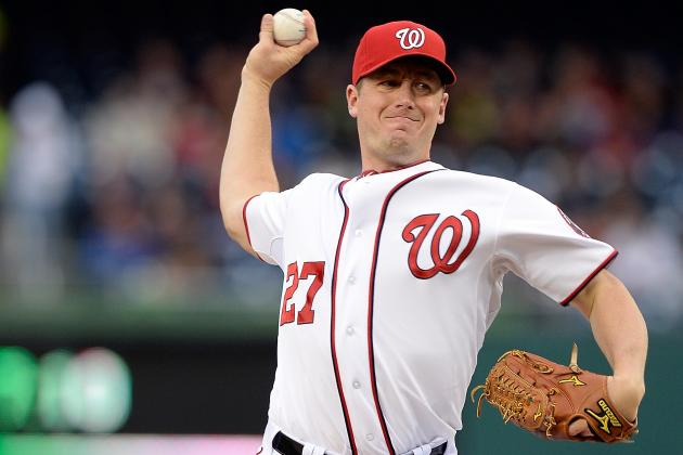Jordan Zimmermann Is a Star, Whether He Likes It or Not