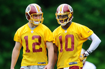 Redskins' Roster Review: Breaking Down RG3 and Washington's Other Quarterbacks