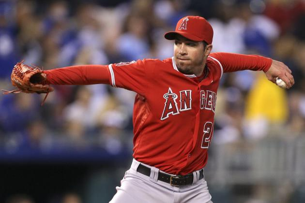 Angels Place Sean Burnett on DL Due to Elbow Injury