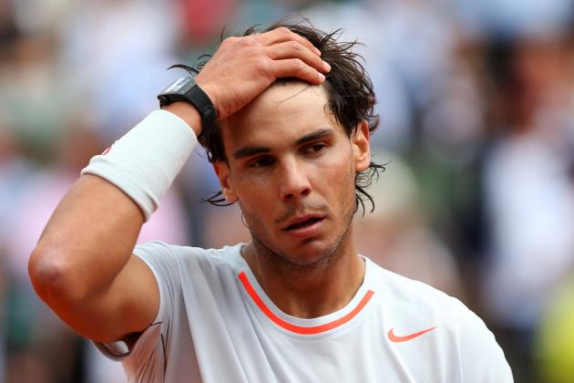 Roland Garros 2013: Top Stars in Biggest Danger of French Open Upset