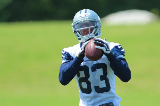 Who Will Win Dallas Cowboys 3rd Wide Receiver Battle?