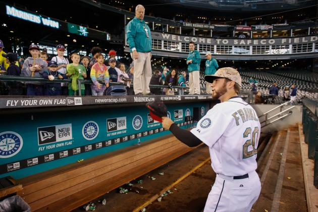 Seattle Mariners: Why Nick Franklin Is Here to Stay