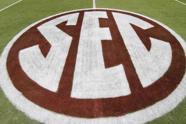 SEC Reportedly Will Keep New 8-Game Format Until at Least 2014