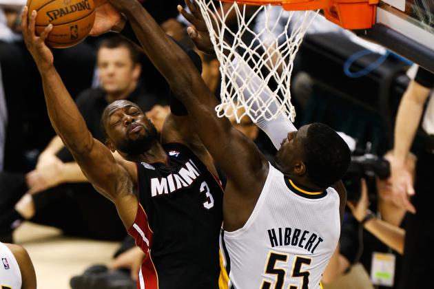 NBA Gamecast: Heat vs. Pacers