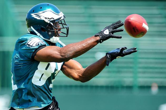 Who Will Win Philadelphia Eagles' Slot Wide Receiver Battle?