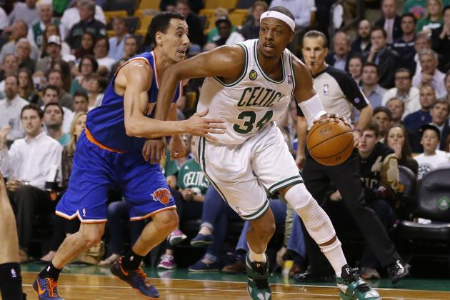 Why Boston Celtics Trading Paul Pierce Makes Absolutely No Sense
