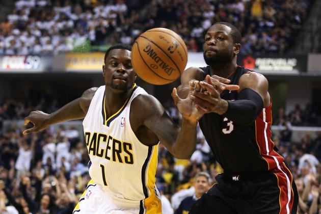Miami Heat and Indiana Pacers Look to Out-Flop Each Other in Game 4