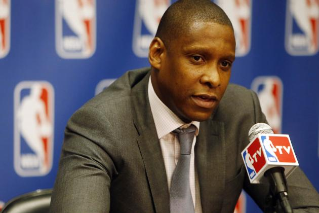 Denver Must Find Way to Keep Executive of the Year Masai Ujiri