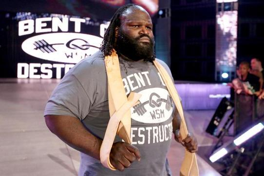 Report: Mark Henry's Latest Injury Thwarts Huge Summer Feud