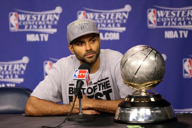 Is Tony Parker the Most Under-Appreciated Star in the NBA?