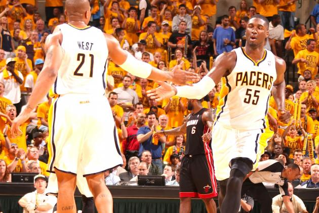 Heat vs Pacers Game 4: Live Score, Highlights and Analysis