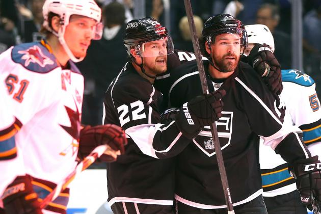 San Jose Sharks vs. Los Angeles Kings Game 7: Live Score, Updates and Analysis