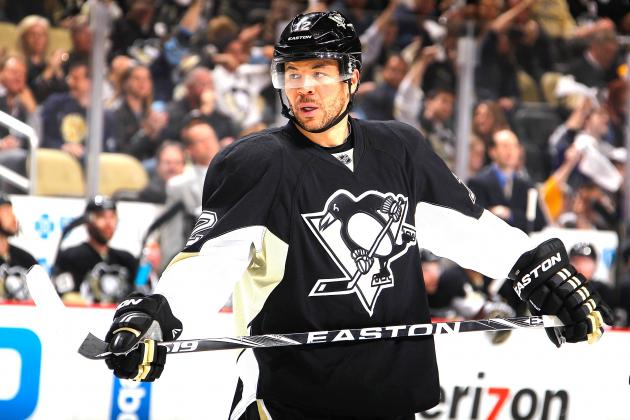 Bruins vs. Penguins: How Will Jarome Iginla Snubbing Boston Impact Series?