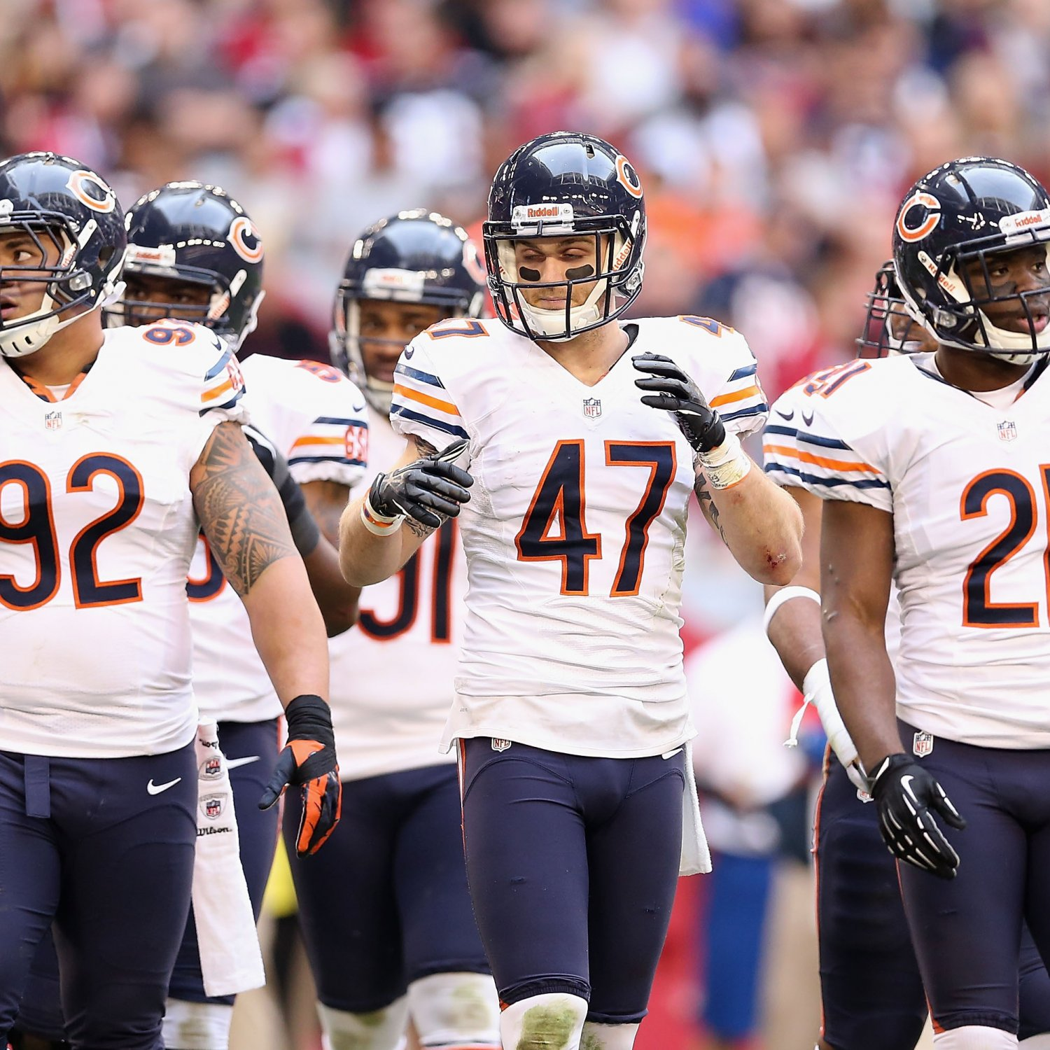Chicago Bears Roster: Offseason Power Rankings For Every Player On The Chicago