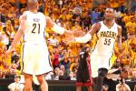 Pacers Take Down Heat, Even Series 2-2