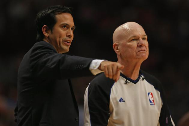 Joey Crawford, David Stern Annihilated on Twitter for Game 4 Ref Incompetence