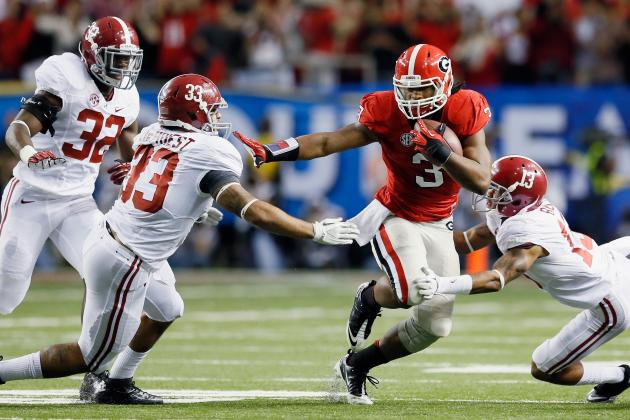 Todd Gurley Is Nation's Best Tailback, and It's Not Even Close
