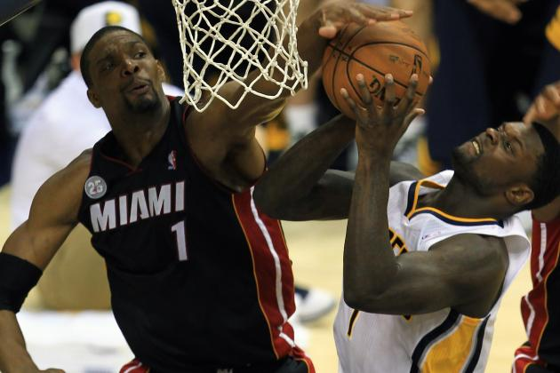 Miami Heat Struggles Through Game 4, Indiana Pacers Tie Series