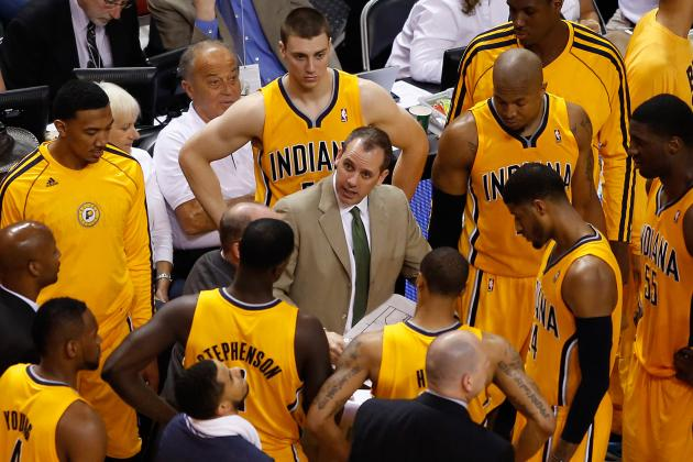 Pacers Get Their Swagger Back, Even Eastern Conference Finals