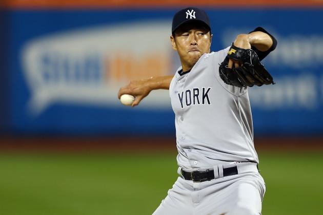 Hiroki Kuroda Continues to Shine for Yankees